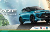 Toyota New Raize 2021